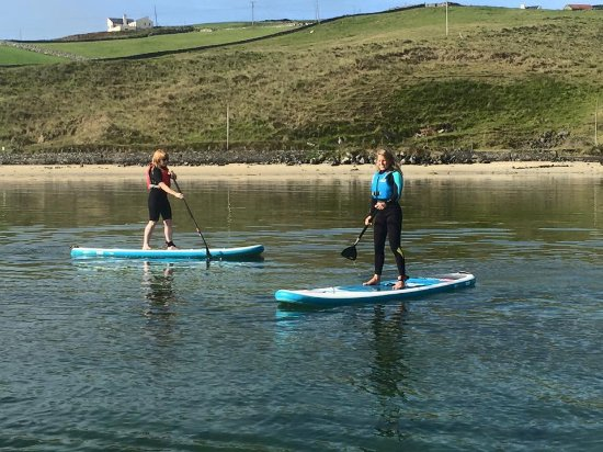 Crookhaven, Irlandia: stand up paddle boarding, west cork