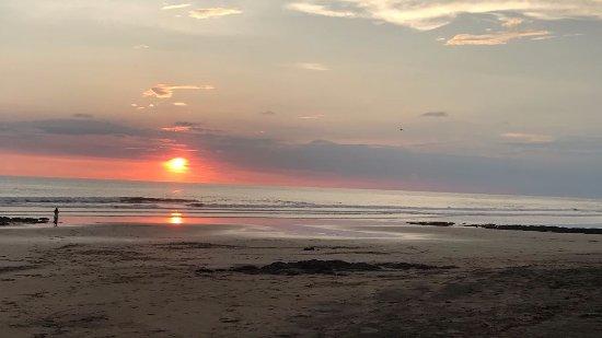 Playa Avellana: Avellanas Sunset
