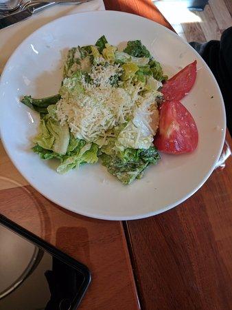 Tinton Falls, NJ: Caesar salad