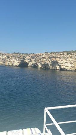 Bugibba, Malta: Snapchat-302610571_large.jpg