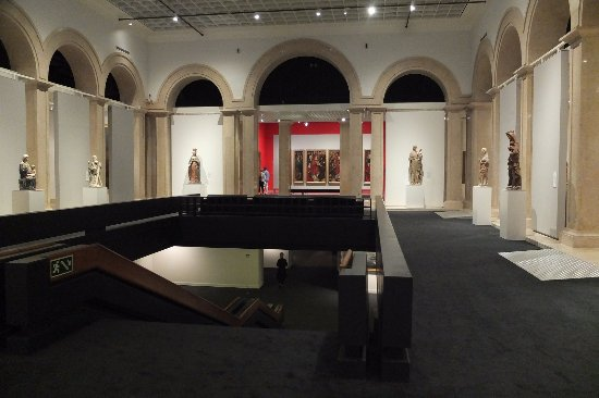 Museu Nacional de Arte Antiga: il Secondo piano del museo