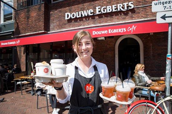Leeuwarden, The Netherlands: Douwe Egberts Café