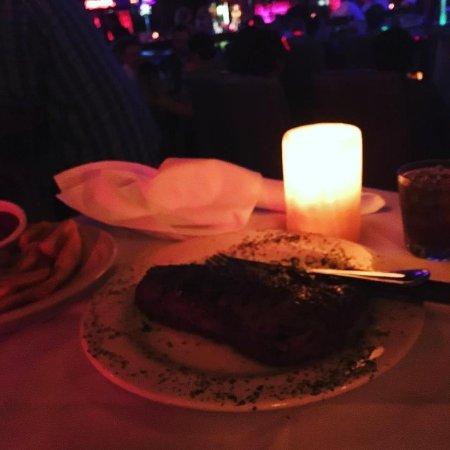 Rachel's Steakhouse: World Class Steakhouse.