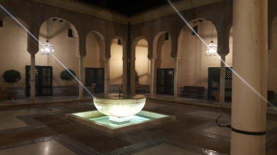 Carmona, Spagna: Courtyard