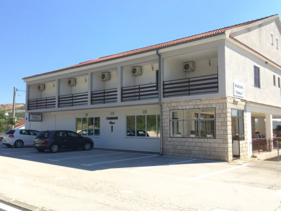 Rovanjska, Croatia: Pansion ODMOR