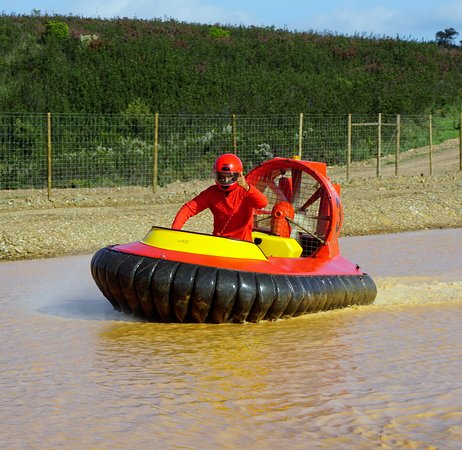 Hovercraft - Hovertrack Portugal