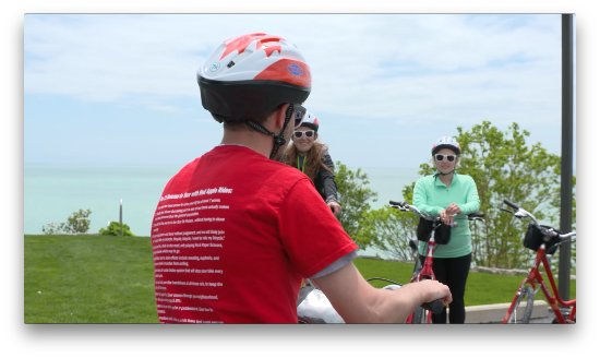 Port Dover, Canadá: Sharing some information about where we are stopped
