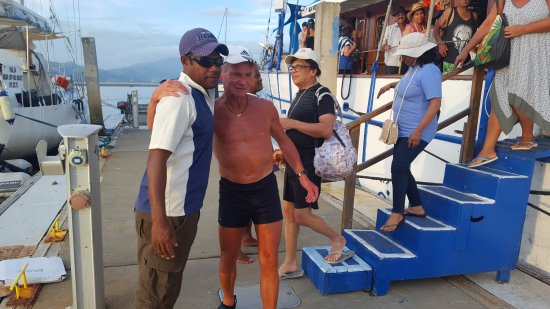 Denarau Island, Fiji: The BEST day cruise on the island. All inclusive of food and drinks. From the second you board t