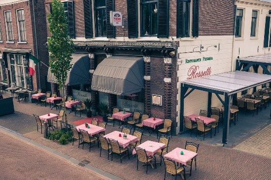 Velp, Nederland: Ristorante Pizzeria Rossetti