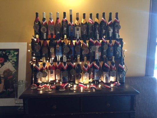 Banner Elk, NC: Lots of Blue Ribbon Awards!