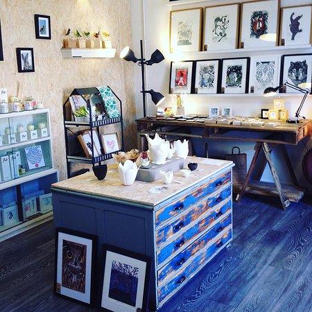 Jackfield, UK: Two for Joy gallery