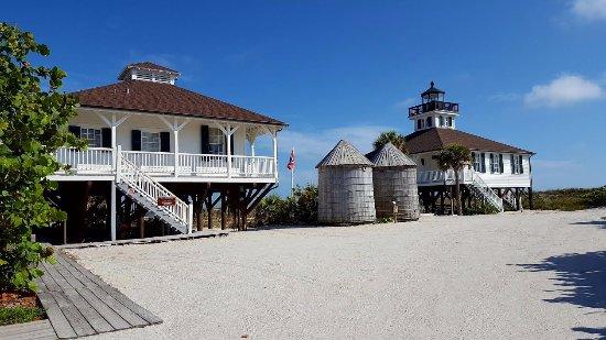 Port Boca Grande Lighthouse & Museum.