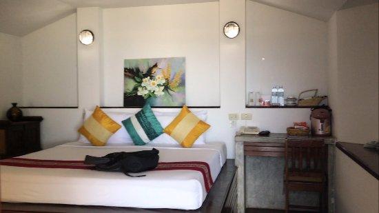 Samui Island Beach Resort and Hotel: Deluxe Bungalow