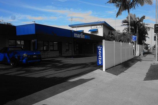 Biggera Waters, Austrália: Marlin motel