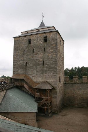 Jicín, Republik Ceko: věž