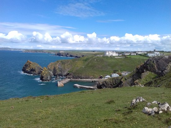 View from above Mullion