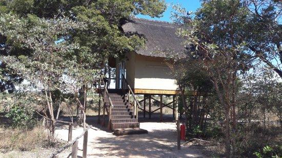 Elephant's Eye, Hwange: Luxury Tent