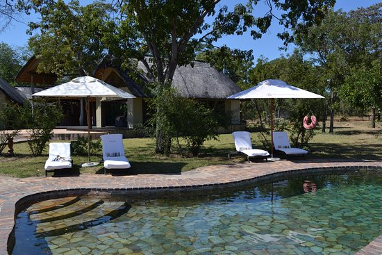 Elephant's Eye, Hwange: Eco Pool