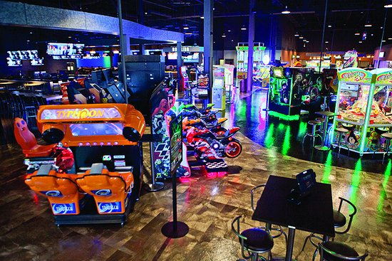Odessa, تكساس: Game room