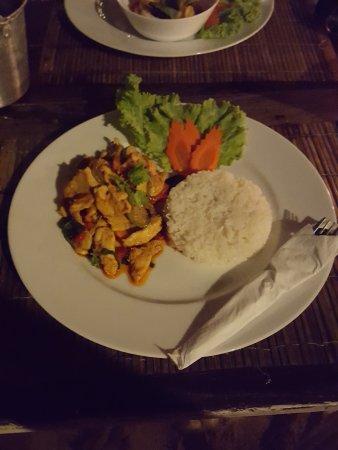 Lisca Beach: Chicken Curry