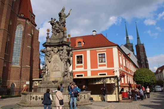 St. John of Nepomuk Monument