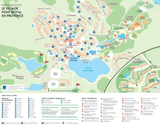 Mallemort, Frankreich: Carte