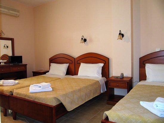 Athinaikon Hotel Aufnahme