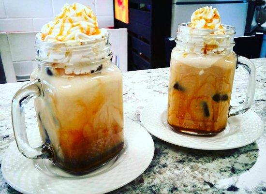 DeBary, FL: Iced Latte