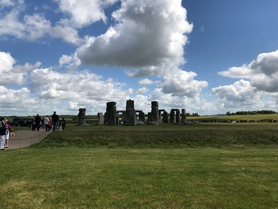 Amesbury, UK: you can get a perfect shot of the legendary stones from every possible angle.