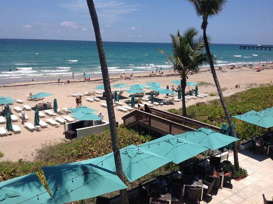 Tideline Ocean Resort & Spa: Our gorgeous view