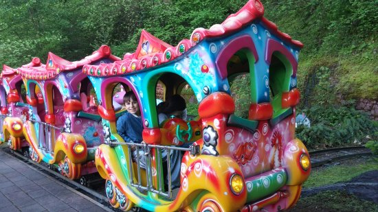 Salem, OR: Train ride for small kids