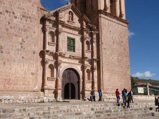 Templo de Santiago Apostol en Lampa