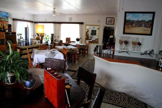Bhangazi Lodge: alles Tip Top