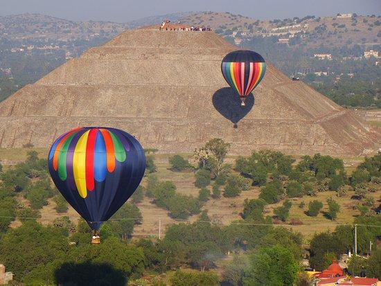 Sky Balloons Mexico