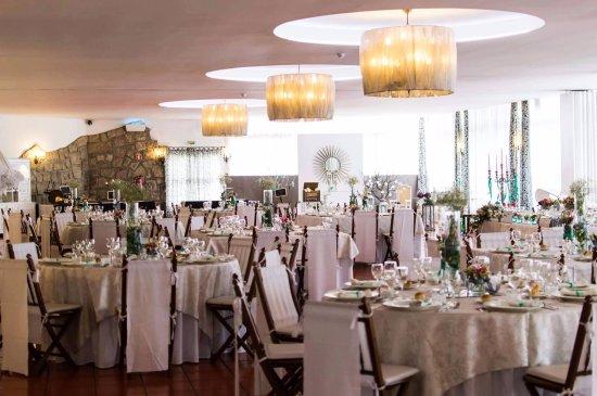 Maia, Portugal: Sala para eventos com capacidade até 300 pessoas