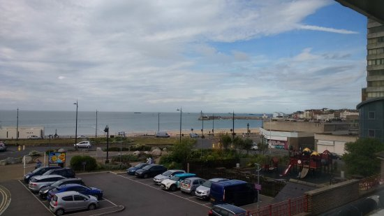 Premier Inn Margate Hotel Sea Front From Room