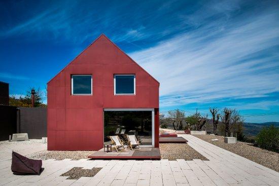 Casa das penhas douradas hotel manteigas portogallo for Soggiorno portogallo
