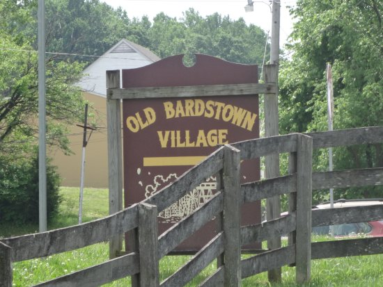 Bardstown, KY: Sign