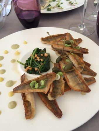 Veyrier-Du-Lac, Франция: Our fish dishes