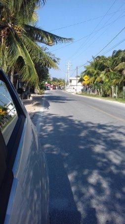 Yucatan, Mexico: entrada a San Crisanto
