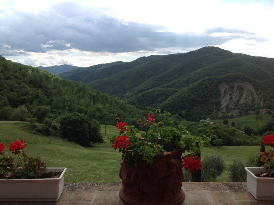 San Godenzo, Italia: This was home away from home. We were well taken care of by Antonietta and family. Beautiful and