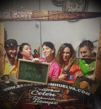 Escape Room Huelva Pandora