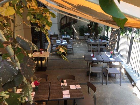 Divina terraza y comida espectacular opiniones sobre for Restaurante terraza de la 96 barranquilla