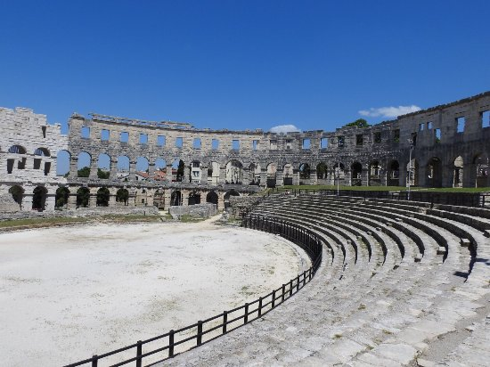 Anfiteatro de Pula: photo1.jpg