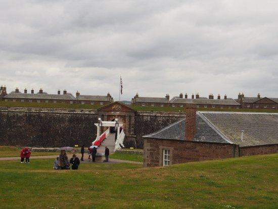 Ardersier, UK: Nairn - Ecosse - Fort George