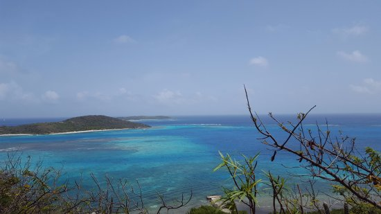 North Sound, Virgin Gorda: Guy's Trail