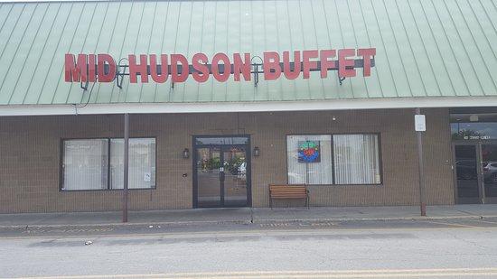 Kingston, Estado de Nueva York: Mid Hudson Buffet