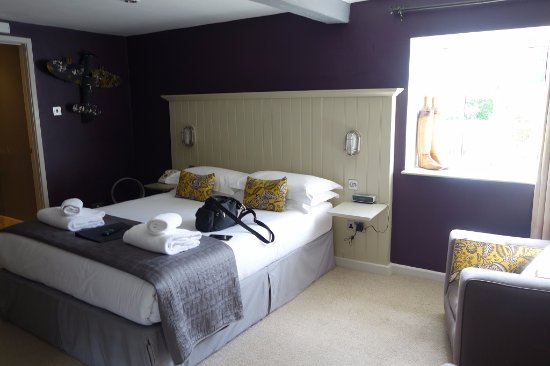 Minchinhampton, UK: Room 2