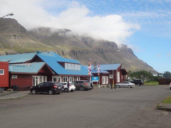Breiddalsvik, Ισλανδία: Lovely setting.