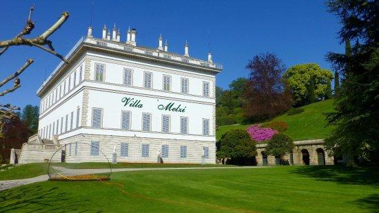Villa Melzi a como